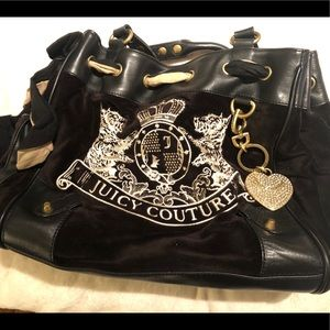 Juicy couture large PURSE & WALLET